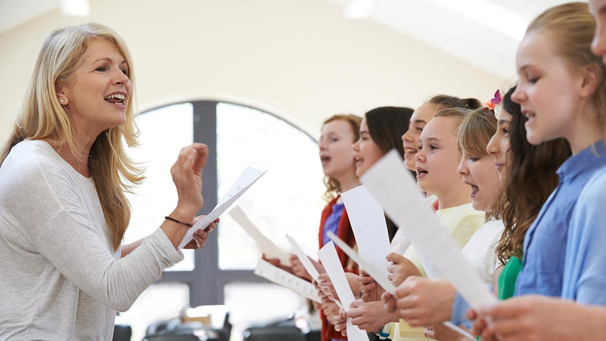 Giáo dục âm nhạc & âm thanh