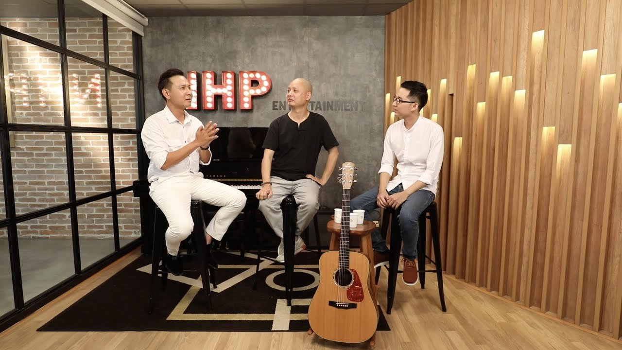 nhp entertainment nguyen hai phong studio tour